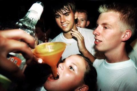 El alcoholismo es la enfermedad de las alma
